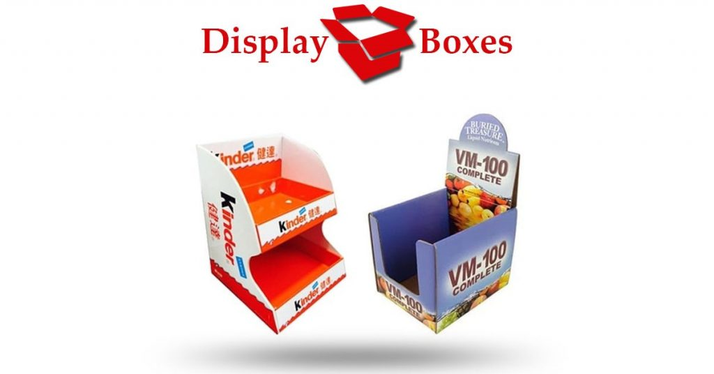 The Importance of Display Retail Boxes in the Retail Business